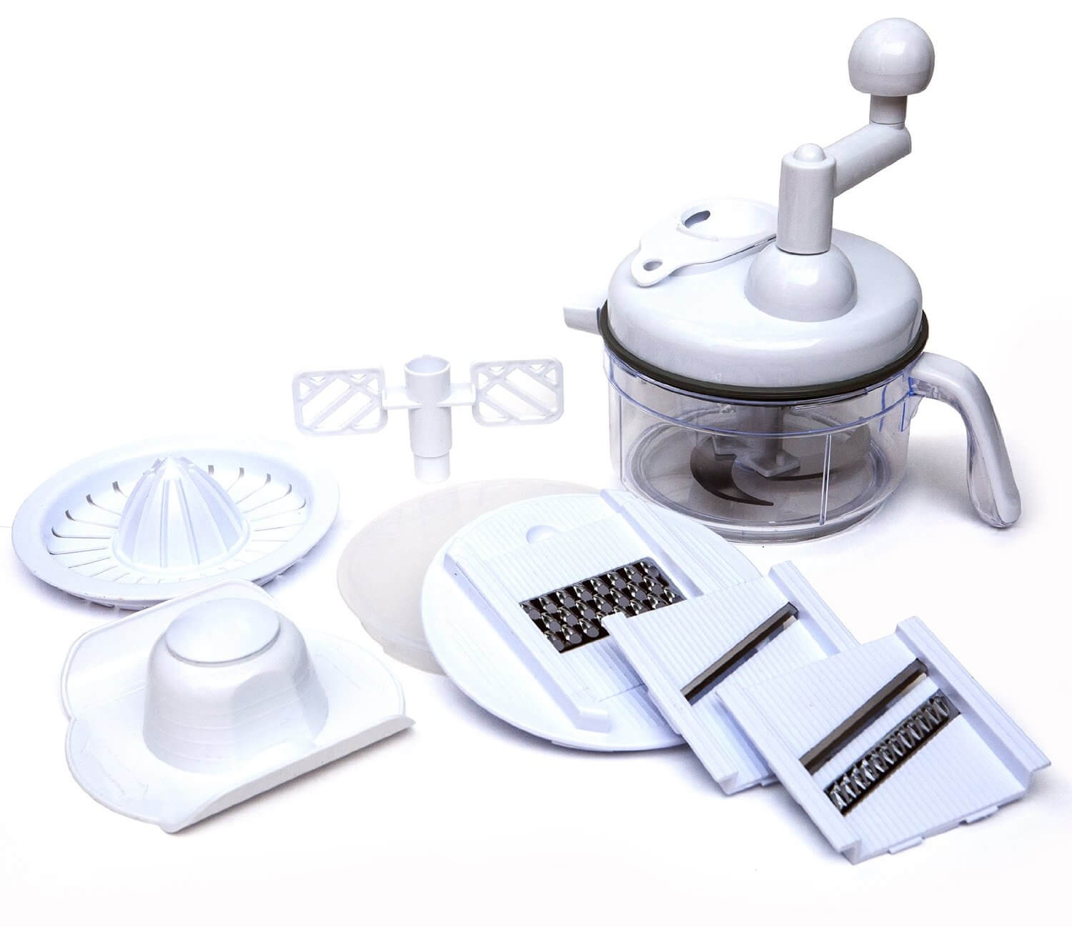 Ultra Chef Express Manual Food Chopper