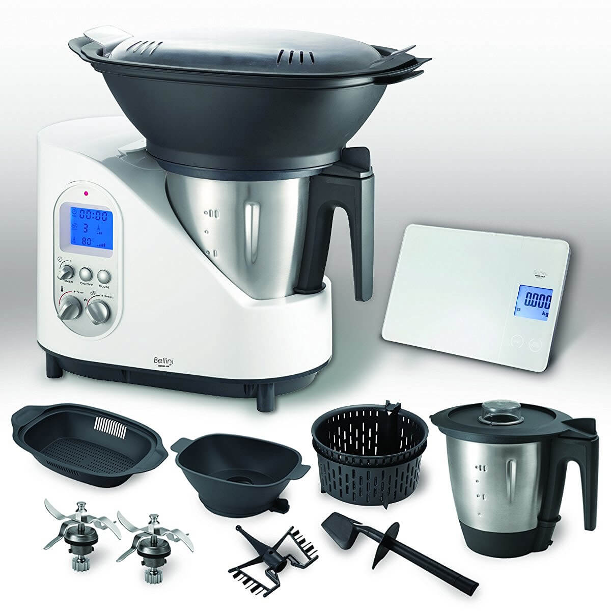 bellini by cedarlane bmkm510cl kitchen master the best all in one kitchen appliances   food processr  rh   foodprocessr com
