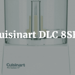 Cuisinart DLC-8SY Pro – The Food Processor That  Covers All Your Processing Needs