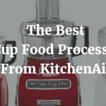 The Best 7 Cup Food Processors From KitchenAid