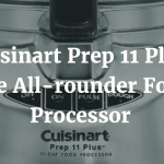 Cuisinart Prep 11 Plus – The All-rounder Food Processor