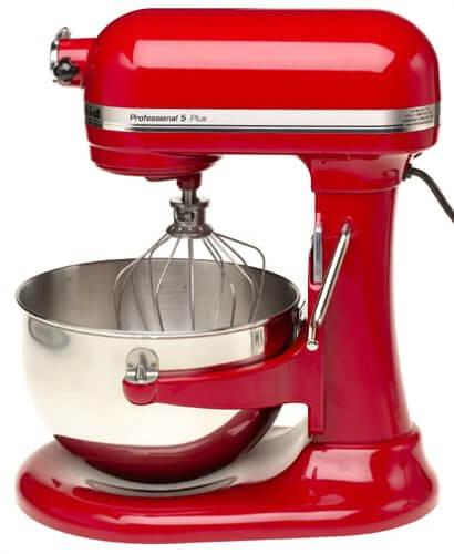 Kitchenaid Professional Mixer Colors the best kitchenaid mixers on the market - food processr