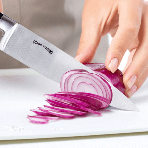 Utopia Kitchen Stainless-Steel Chef Knife