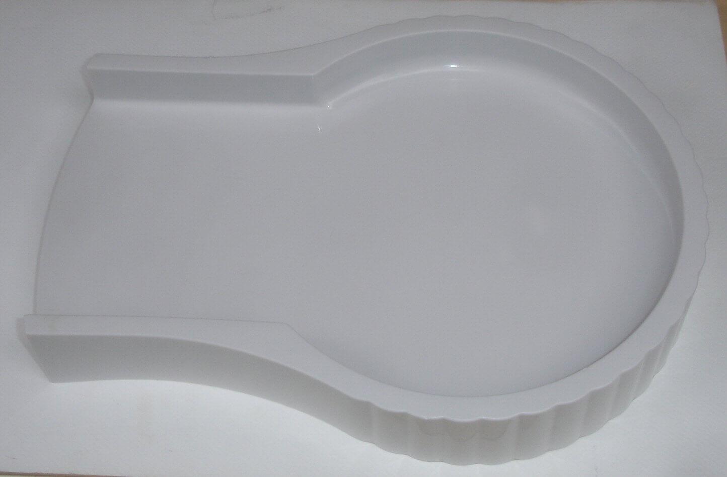 Juicer Overflow Platform Base Tray